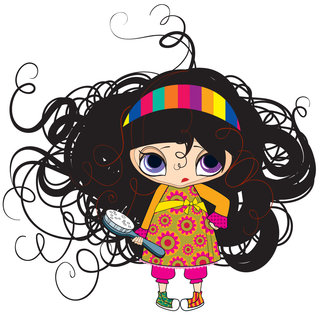 Mona Daly - Childrens Illustration - UnrulyHAIR
