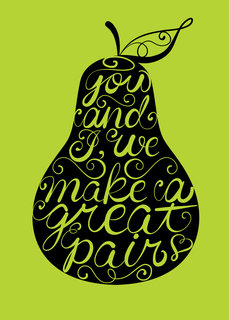 Mona Daly - TYPOGRAPHY - Pear-rev
