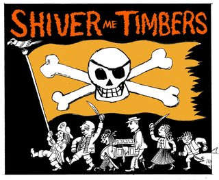 NEUBECKER BOOKS - Shiver Me Timbers by Doug Florian - ShiverCover3FB