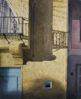 Doug Shoemaker Watercolors - Urban Landscapes / New Work 2012-2014 - Modern-Gothic