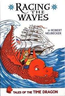 NEUBECKER BOOKS - Tales of the Time Dragon - Waves2COVER