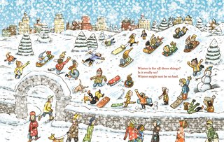 NEUBECKER BOOKS - Winter is for Snow - Winter26-27web
