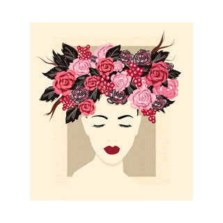 Mona Daly - Commercial Work - MDaly_FlowerHat
