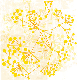 Mona Daly - Surface Design - MDaly_YellowBurst