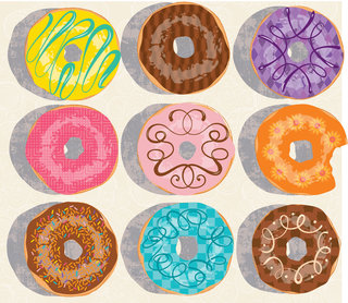 Mona Daly - Food - MDaly_Donuts