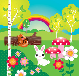 Mona Daly - Childrens Illustration - LittleMommy_Bunny_LG