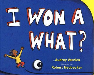 NEUBECKER BOOKS - I Won a What? - IWonAWhatCover