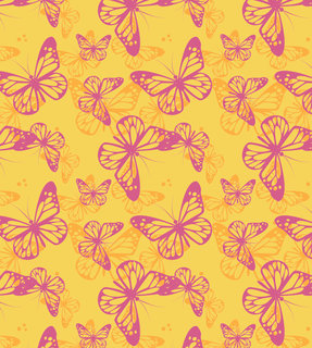 Mona Daly - Surface Design - Yellowflowers2ndB