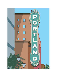 Mona Daly - Commercial Work - PortlandSign