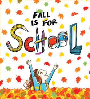 NEUBECKER BOOKS - Fall is for School! - FallCoverForSam