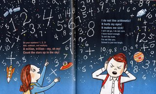 NEUBECKER BOOKS - Fall is for School! - FallNumbers
