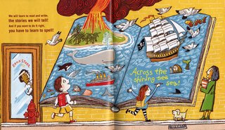 NEUBECKER BOOKS - Fall is for School! - OceanbookFall