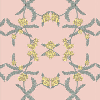 Mona Daly - Surface Design - MDaly_Sage_pattern
