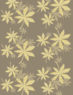 Mona Daly - Surface Design - Leaves_022408
