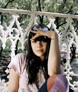 Aliya Naumoff  - Portraits - BatForLashes_2
