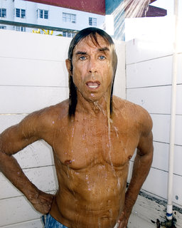 Aliya Naumoff  - Portraits - Iggy_Pop_Shower