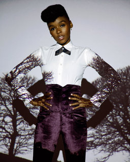 Aliya Naumoff  - Portraits - JanelleMonae