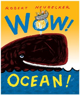 NEUBECKER BOOKS - Wow! Ocean! - WowOceanCover3x3