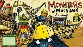 NEUBECKER BOOKS - Monsters on Machines by Deb Lund - Monster_MachinesMasterCover