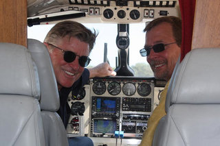 NEUBECKER BOOKS - Air Show! with Treat Williams - TreatBob1SMALL