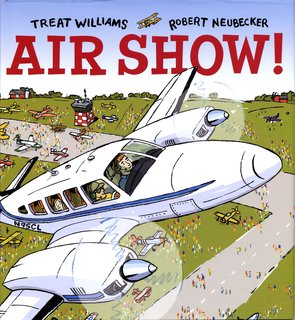 NEUBECKER BOOKS - Air Show! with Treat Williams - AirShowCoverTypeWeb