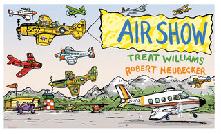 NEUBECKER BOOKS - Air Show! with Treat Williams - AirShow2