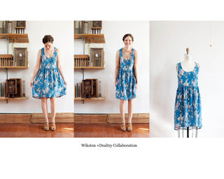 Woking Girl Designs - Commissions+Collaborations - wiksten