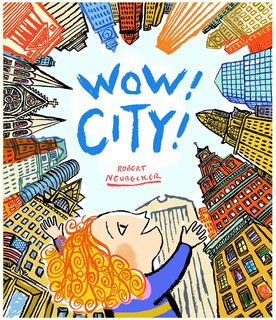NEUBECKER BOOKS - Wow! City! - WowCity1