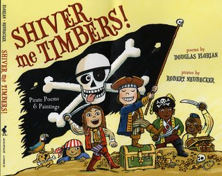 NEUBECKER BOOKS - Shiver Me Timbers by Doug Florian - ShiverCover