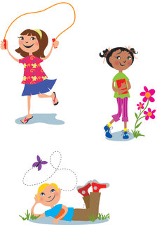 Mona Daly - Childrens Illustration - KIDS